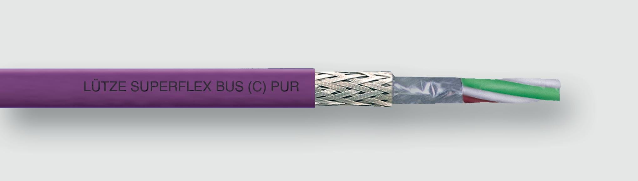 SUPERFLEX® Profibus (C) PUR