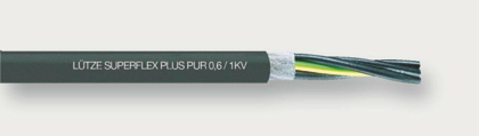 SUPERFLEX® PLUS M PUR 0,6/1 kV