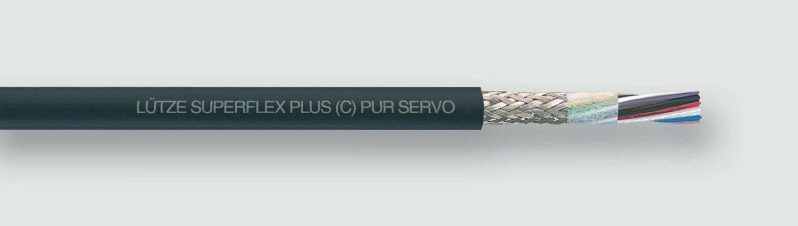 SUPERFLEX® PLUS (C) PUR FEEDBACK – Heidenhain