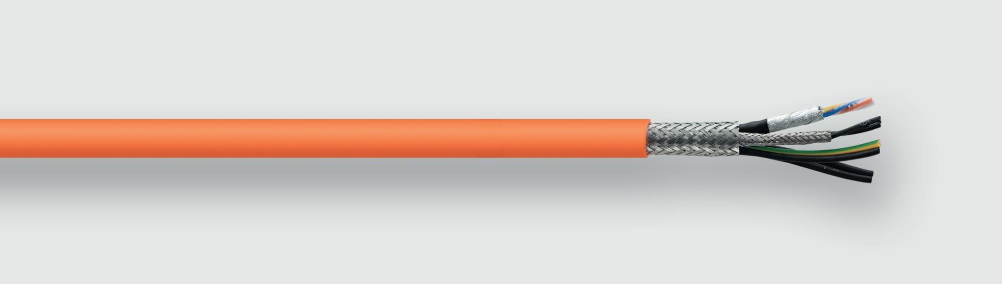 SUPERFLEX® PLUS M (C) PUR SERVO ETHERNET Kombi – Bosch Rexroth